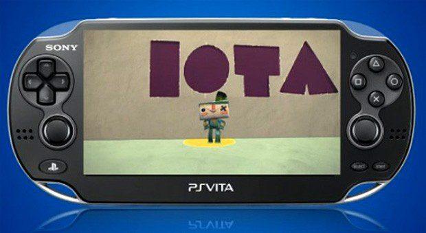 Tearaway para PS Vita