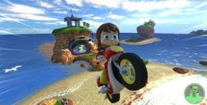 Alex Kidd com visual renovado