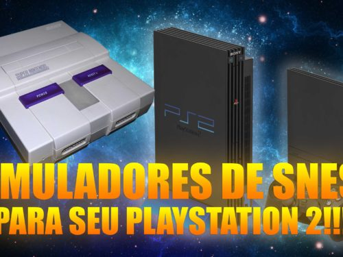 SNES Station, emulador de Snes para PS2!